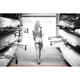 2014 Womens Naked Rowing Calendar