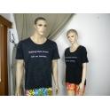GLRF Strokin Browmance Wideneck Shirt