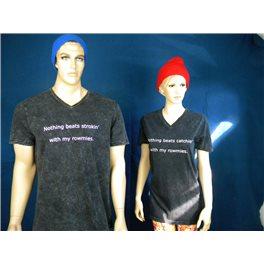 GLRF Strokin Browmance Vneck Shirt